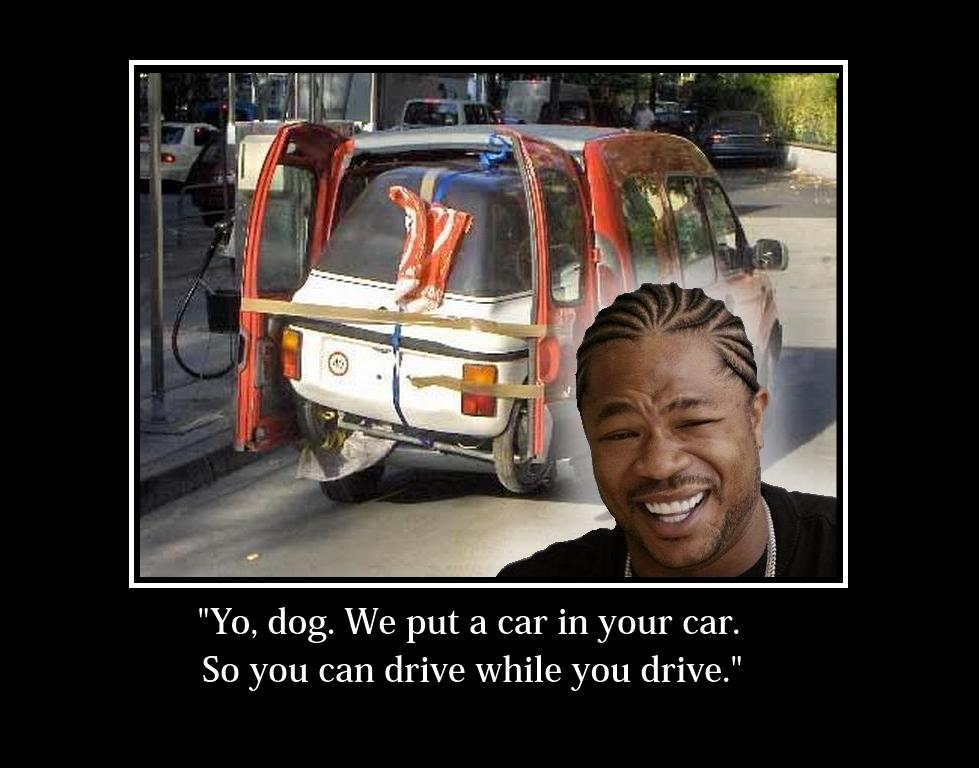 Yo Dawg!