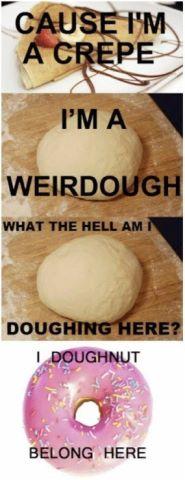 doughnut creep song